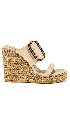 Kos Two Strap Wedge Kaanas $159