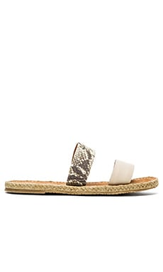 Kaanas Susu Sandal in Buttermilk