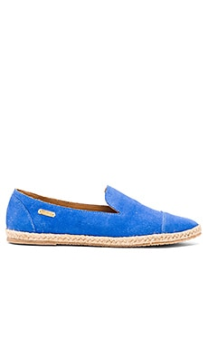 Kaanas Dominica Loafer Espadrille in Azure