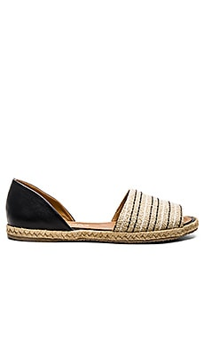 Kaanas Naguru Sandal in Black