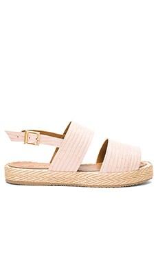 Nice Sandal en Blush