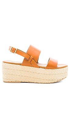 Montpellier Wedge in Honey