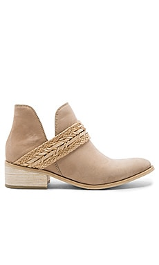 Ra Booties in Macadamia