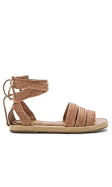Neith Sandals in Rose
