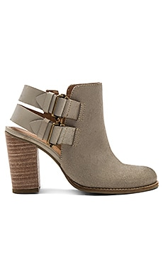 Tuscon Booties in Kreidefarben