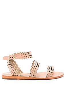 Florianopolos Laser Cut Sandal