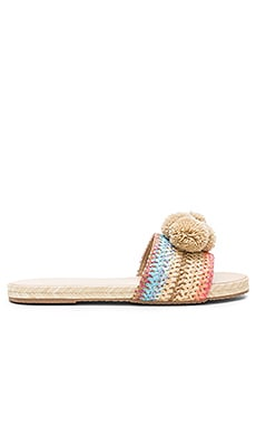 Sacramento Espadrille in Blue. - size 6 (also in 10,7,8,9) Kaanas