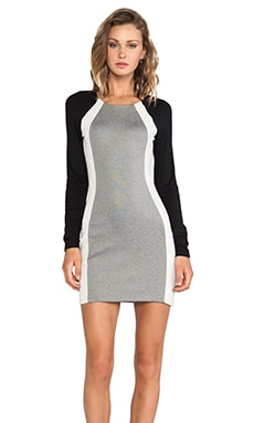 Kain Roxy Dress in Granite