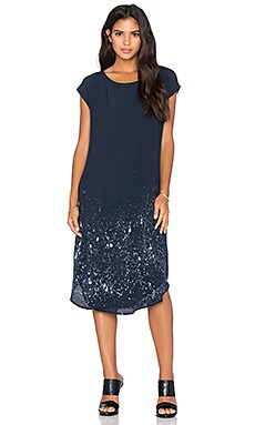 Kain Perla Mini Dress in Navy Spray