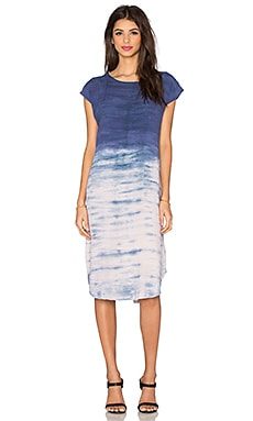 Kain Meyer Dress in Blue Wash