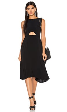 Kain Quinn Dress in Black
