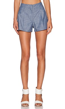 Kain Bay Short in Chambray