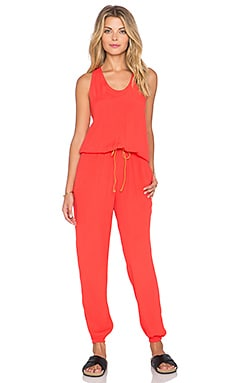 Kain Joni Jumpsuit in Coral