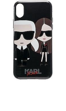 iPhone X Case KARL X KAIA $20