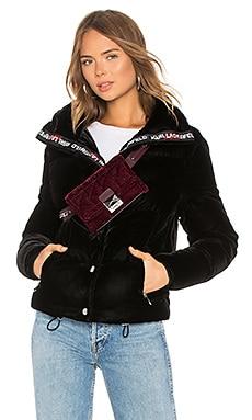 Купить Куртку - KARL X KAIA черного цвета