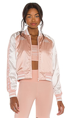 x JUICY COUTURE Europa Jacket Kappa $225 NEW