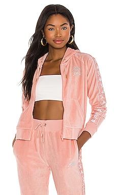 x JUICY COUTURE Egeo Jacket Kappa $150