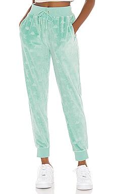 x JUICY COUTURE Eco Pant Kappa $120
