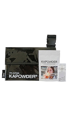 X REVOLVE Survival Kit KAPOWDER $60