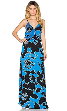 Karina Grimaldi Lola Maxi Dress in Monaco