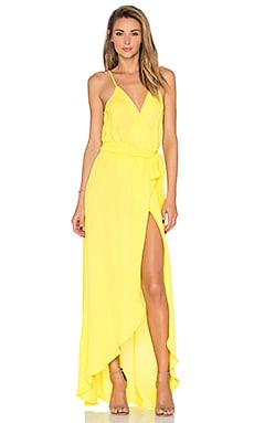 Egypt Maxi Dress en Citron