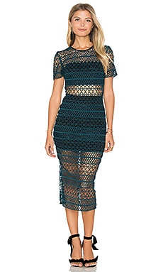 Ben Crochet Dress