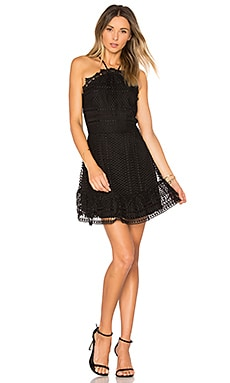 Benjamin Lace Mini Dress