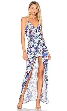 Aculina Print Dress in Nantucket Floral