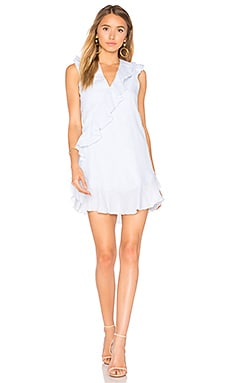 Fortin Linen Mini Dress