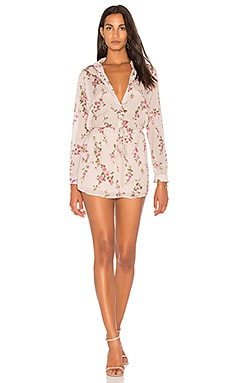 Valentina Floral Shirt Dress