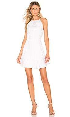 Pope Mini Dress Karina Grimaldi $328