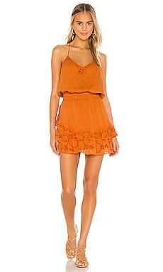 Lucia Embellished Mini Dress Karina Grimaldi $231
