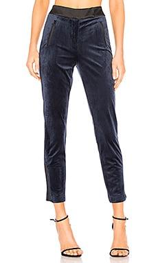 Luna Velvet Tuxedo Pant Karina Grimaldi $184