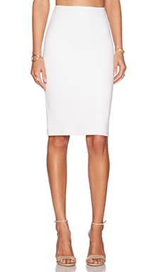 Karina Grimaldi Danna Skirt in White