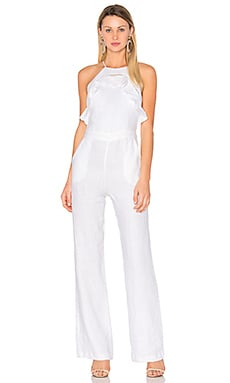 Island Jumpsuit in White