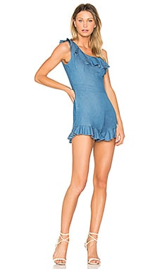 Issy Denim Romper