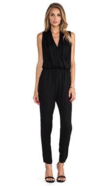 Karina Grimaldi Odella Jumpsuit in Black