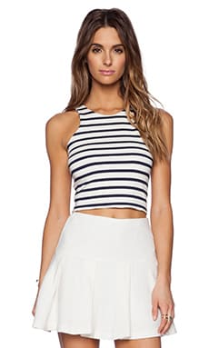 Karina Grimaldi Joali Top in Striped