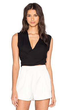 Moon Solid Top en Negro