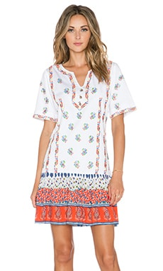 KAS New York Malinda Mini Dress in Multi