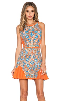 KAS New York Missa Dress in Multi
