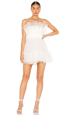 Ellle Mini Dress Katie May $525 Wedding