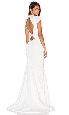 Katie May NOEL and JEAN by Katie May Josephine Gown in Ivory