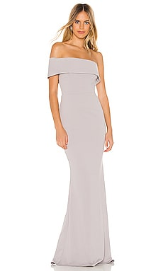 Titan Gown Katie May $295 NEW ARRIVAL