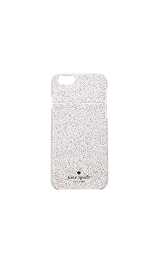 kate spade new york Glitter iPhone 6 Case in Multi