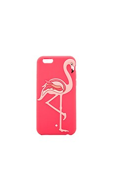 kate spade new york Flamingo iPhone 6 Case in Flamingo Pink