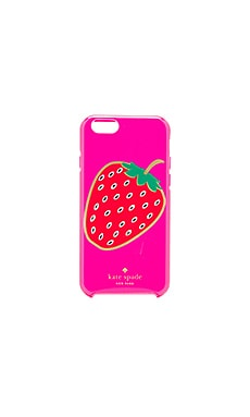 kate spade new york Embellished Berry iPhone 6 Case in Vivid Snapdragon