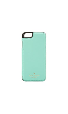 kate spade new york Leather iPhone 6 Case in Fresh Air