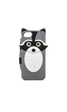 kate spade new york Raccoon iPhone 5 Case in Multi