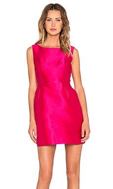 kate spade new york Flirty Back Mini Dress in Sweetheart Pink